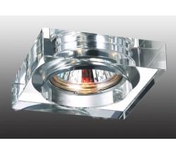 Точечный светильник Glass 369482 Novotech