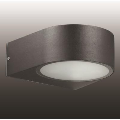 Декоративный светодиодный уличный настенный светильник 357229 Novotech