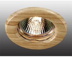 Точечный светильник Wood 369713 Novotech