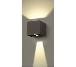 Ландшафтный светодиодный настенный светильник 357402 Novotech