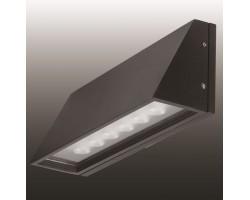 Декоративный светодиодный уличный настенный светильник 357225 Novotech
