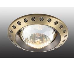 Точечный светильник Glam 369645 Novotech
