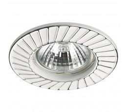 Точечный встраиваемый светильник 370371 Novotech