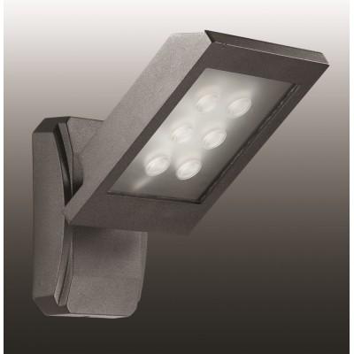 Декоративный светодиодный уличный настенный светильник 357223 Novotech
