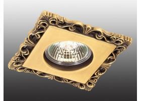 Точечный светильник Flower 369834 Novotech