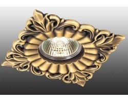 Точечный светильник Flower 369835 Novotech