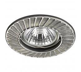 Точечный встраиваемый светильник 370373 Novotech