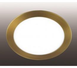 Точечный встраиваемый светильник 357291 Novotech
