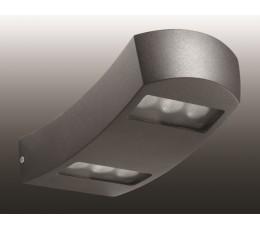 Декоративный светодиодный уличный настенный светильник 357224 Novotech