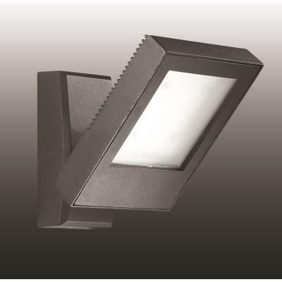 Декоративный светодиодный уличный настенный светильник 357222 Novotech