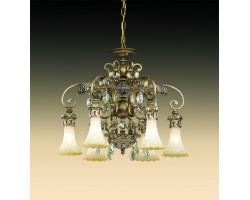 Подвесная люстра 2431/6 Odeon Light
