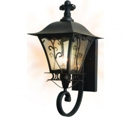Настенный уличный светильник 16-154-1WBвверхсм. Snowlight