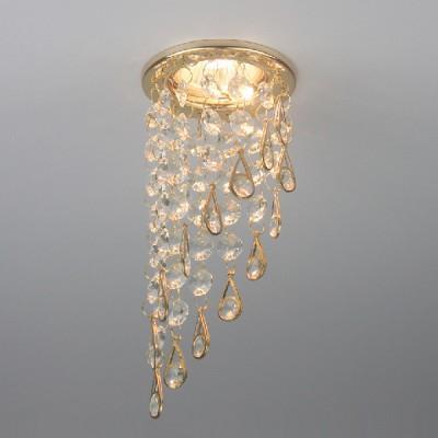 Встраиваемый точечный светильник 46-001-GL Snowlight