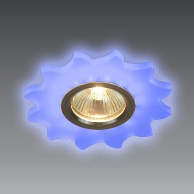 Встраиваемый точечный светильник 46-004-BL Snowlight