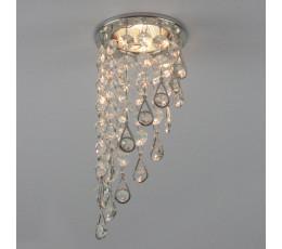 Встраиваемый точечный светильник 46-001-CR Snowlight