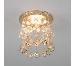 Встраиваемый точечный светильник 46-002-GL Snowlight