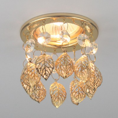 Встраиваемый точечный светильник 46-003-GL Snowlight