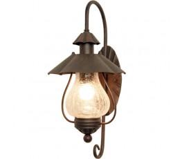Настенный уличный светильник 16-102-1WB Snowlight