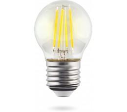 Лампочка светодиодная E27 4W 2800K 7010 Voltega