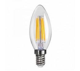 Лампочка светодиодная E14 6W 2800K 7019 Voltega