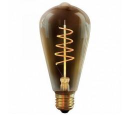 Лампочка светодиодная E27 4W 2000K 7077 Voltega