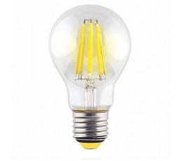 Лампочка светодиодная E27 10W 2800K 7102 Voltega