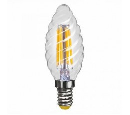 Лампочка светодиодная E14 6W 2800K 7027 Voltega