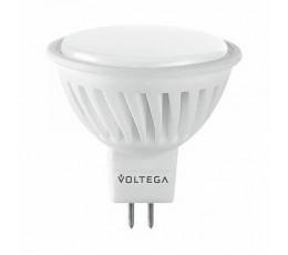 Лампочка светодиодная GU5.3 10W 4000K 7075 Voltega