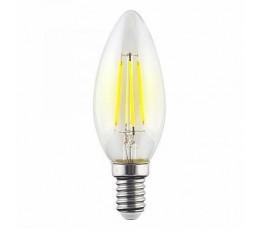 Лампочка светодиодная E14 9W 2800K 7096 Voltega
