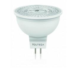 Лампочка светодиодная GU5.3 6W 2800K 5733 Voltega