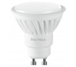 Лампочка светодиодная GU10 7W 400K 4699 Voltega