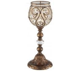 Интерьерная настольная лампа Gloria WE322.01.504 Wertmark