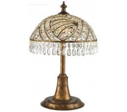 Интерьерная настольная лампа Leticia WE317.02.504 Wertmark